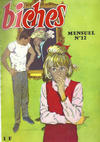 Cover for Biches (Impéria, 1967 series) #12