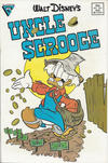 Cover Thumbnail for Walt Disney's Uncle Scrooge (1986 series) #220 [Newsstand]