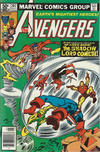 Cover for The Avengers (Marvel, 1963 series) #207 [Newsstand Edition]