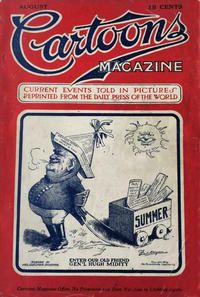Cover Thumbnail for Cartoons Magazine (H. H. Windsor, 1913 series) #v4#2 [20]