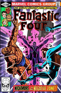 Cover Thumbnail for Fantastic Four (Marvel, 1961 series) #231 [Direct Edition]