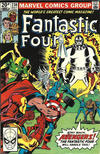 Cover Thumbnail for Fantastic Four (1961 series) #230 [British Price Variant]