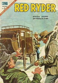 Cover Thumbnail for Red Ryder (Editorial Novaro, 1954 series) #162