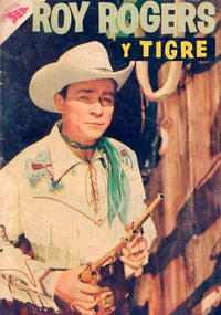 Cover Thumbnail for Roy Rogers (Editorial Novaro, 1952 series) #51