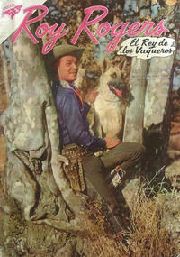 Cover Thumbnail for Roy Rogers (Editorial Novaro, 1952 series) #95