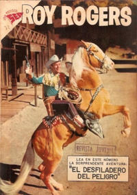 Cover Thumbnail for Roy Rogers (Editorial Novaro, 1952 series) #72
