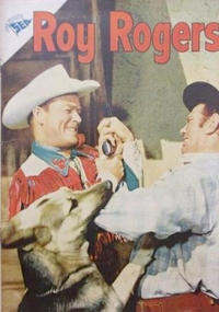 Cover Thumbnail for Roy Rogers (Editorial Novaro, 1952 series) #38