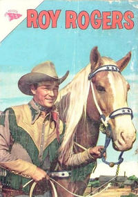 Cover Thumbnail for Roy Rogers (Editorial Novaro, 1952 series) #133