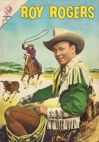 Cover Thumbnail for Roy Rogers (Editorial Novaro, 1952 series) #141