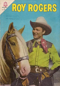 Cover Thumbnail for Roy Rogers (Editorial Novaro, 1952 series) #153