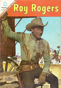 Cover Thumbnail for Roy Rogers (Editorial Novaro, 1952 series) #172