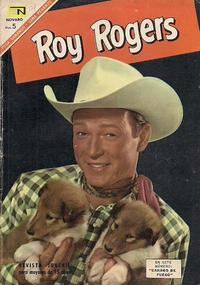 Cover Thumbnail for Roy Rogers (Editorial Novaro, 1952 series) #174