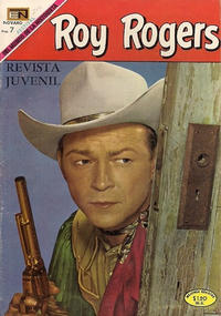 Cover Thumbnail for Roy Rogers (Editorial Novaro, 1952 series) #207