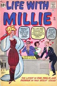 Cover Thumbnail for Life with Millie (Marvel, 1960 series) #15