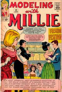 Cover Thumbnail for Modeling with Millie (Marvel, 1963 series) #31