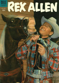 Cover Thumbnail for Rex Allen (Dell, 1951 series) #14