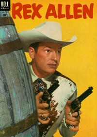Cover Thumbnail for Rex Allen (Dell, 1951 series) #15