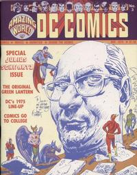 Cover Thumbnail for The Amazing World of DC Comics (DC, 1974 series) #3