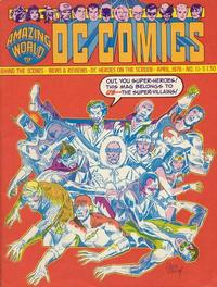 Cover Thumbnail for The Amazing World of DC Comics (DC, 1974 series) #11