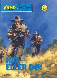 Cover for Kamp-serien (Se-Bladene, 1964 series) #6/1982