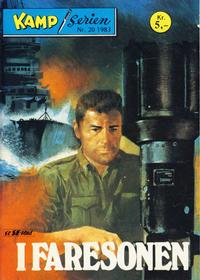 Cover Thumbnail for Kamp-serien (Se-Bladene, 1964 series) #20/1983