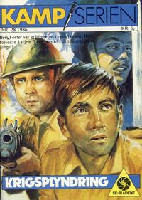 Cover Thumbnail for Kamp-serien (Se-Bladene, 1964 series) #28/1986