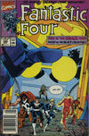 Cover Thumbnail for Fantastic Four (1961 series) #340 [Newsstand Edition]