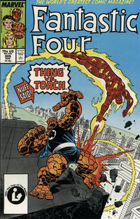 Cover Thumbnail for Fantastic Four (Marvel, 1961 series) #305 [Direct Edition]