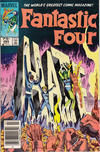 Cover Thumbnail for Fantastic Four (1961 series) #280 [Canadian Newsstand Edition]