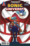 Cover for Sonic Universe (Archie, 2009 series) #39