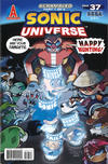 Cover for Sonic Universe (Archie, 2009 series) #37