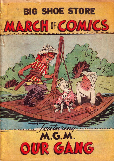 Cover for March of Comics (Western, 1946 series) #26