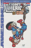 Cover Thumbnail for Fighting American: Rules of the Game (1997 series) #1 [Dynamic Forces Edition]