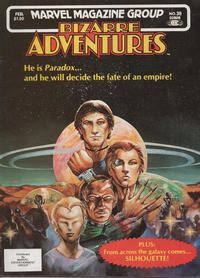 Cover for Bizarre Adventures (Marvel, 1981 series) #30