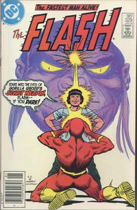 Cover for The Flash (DC, 1959 series) #329 [Direct-Sales]