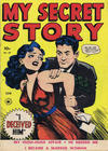 Cover for My Secret Story (Superior Publishers Limited, 1950 series) #28