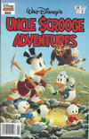 Cover for Walt Disney's Uncle Scrooge Adventures (Gladstone, 1993 series) #26 [Newsstand]