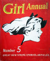 Cover for Girl Annual (Odhams, 1953 series) #5