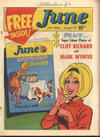 Cover for June (IPC, 1961 series) #16 March 1963