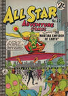 Cover for All Star Adventure Comic (K. G. Murray, 1959 series) #22