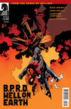 Cover for B.P.R.D. Hell on Earth (Dark Horse, 2013 series) #135 [Mike Mignola Variant]