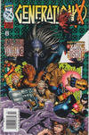 Cover Thumbnail for Generation X (1994 series) #14 [Newsstand Edition]