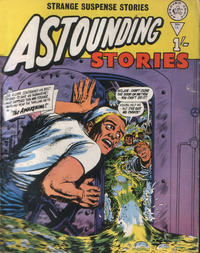 Cover Thumbnail for Astounding Stories (Alan Class, 1966 series) #72