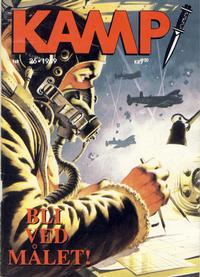 Cover Thumbnail for Kamp-serien (Se-Bladene, 1964 series) #26/1989