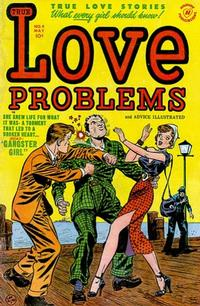 Cover Thumbnail for True Love Problems and Advice Illustrated (Harvey, 1949 series) #9