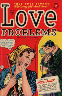 Cover Thumbnail for True Love Problems and Advice Illustrated (Harvey, 1949 series) #10