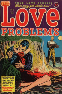 Cover Thumbnail for True Love Problems and Advice Illustrated (Harvey, 1949 series) #28