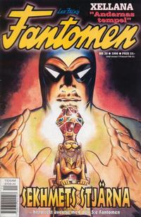 Cover Thumbnail for Fantomen (Egmont, 1997 series) #20/1998