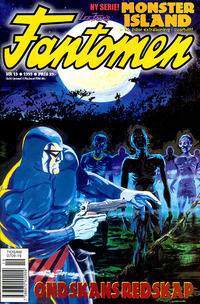 Cover for Fantomen (Egmont, 1997 series) #19/1999