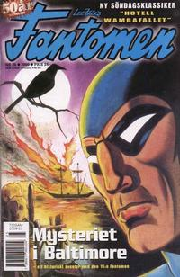 Cover Thumbnail for Fantomen (Egmont, 1997 series) #25/2000